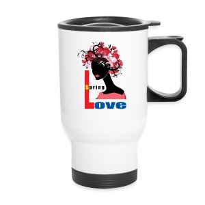Spring Season Tshirt - Travel Mug