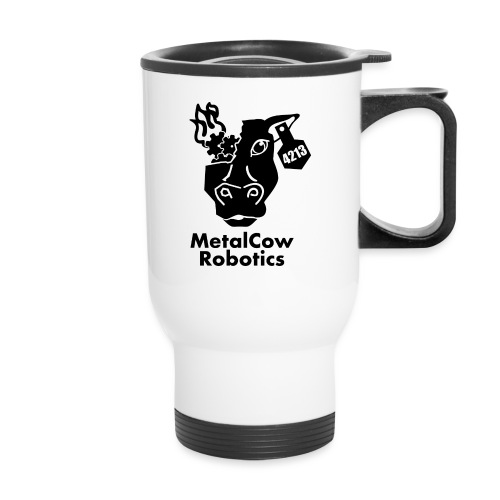 MetalCow Solid - Travel Mug
