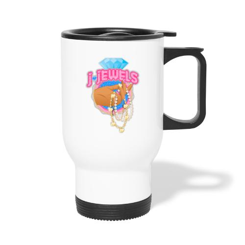 JJ Logo - Travel Mug