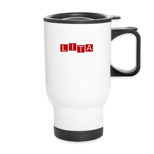 LITA Logo - Travel Mug