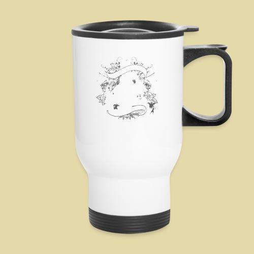 hoh_tshirt_skullhouse - Travel Mug