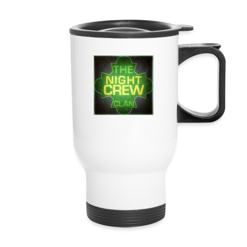 Night Crew Coffee Mug - Travel Mug