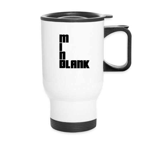 MindBlank Merchandise - Travel Mug