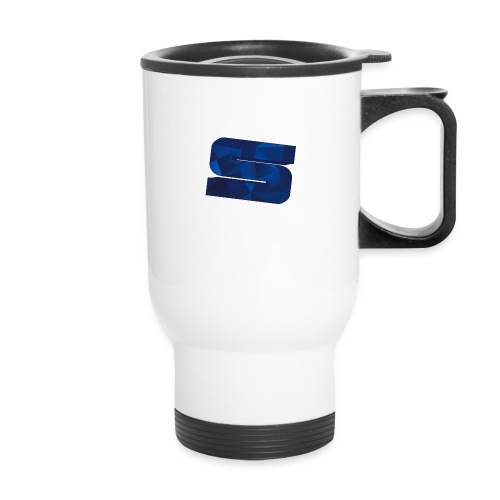 Scrafy's Logo - Travel Mug