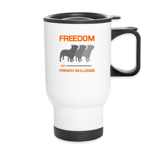 French Bulldogs - Travel Mug