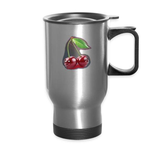 Cherry Bombs - Travel Mug
