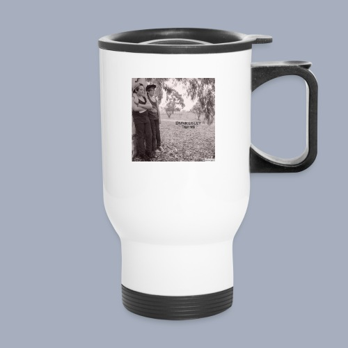 dunkerley twins - Travel Mug