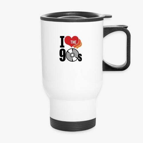 I love the 90s - Travel Mug