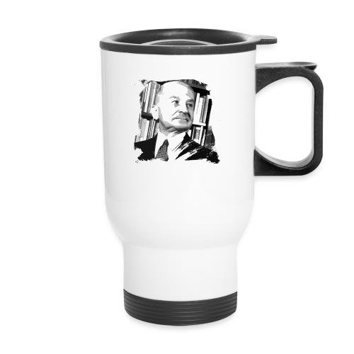 Ludwig von Mises Libertarian - Travel Mug