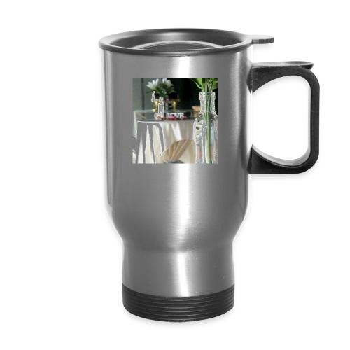 Spread the Love! - Travel Mug with Handle