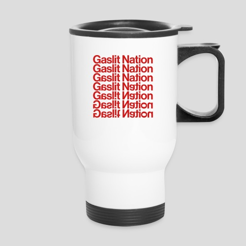 Gaslit Nation - Travel Mug