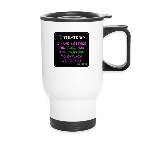 Strategy - Travel Mug
