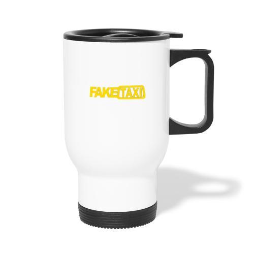 FAKE TAXI Duffle Bag - Travel Mug with Handle