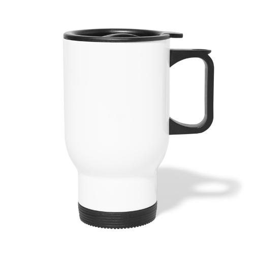 SUPPORT LOCALCOMICS! - Travel Mug with Handle