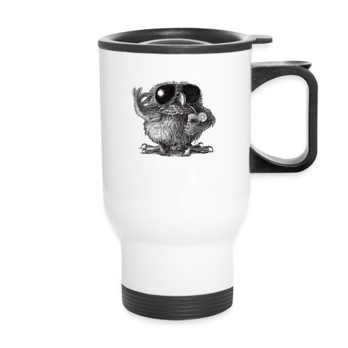 Cool Owl - Travel Mug