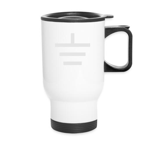 GROUNDED - BASEBALL CAP - Travel Mug