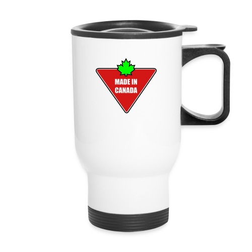 Made in Canada Tire - Travel Mug