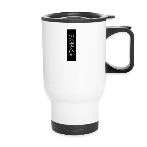 4 logo merch - Travel Mug