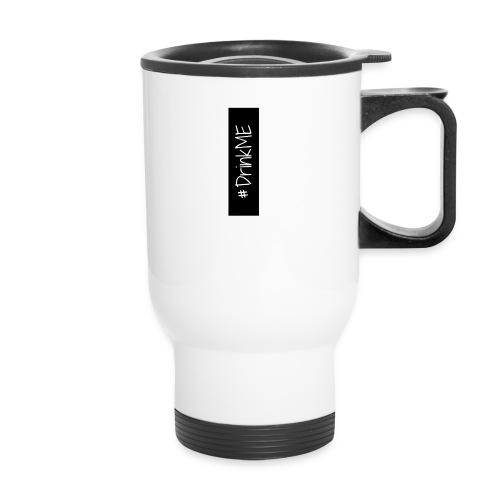 4 logo merch - Travel Mug