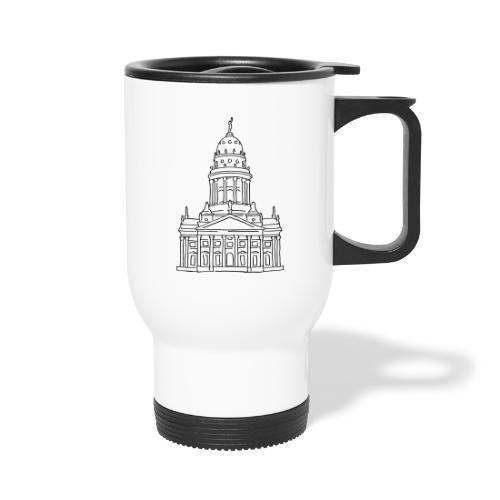 French Cathedral Berlin - Travel Mug