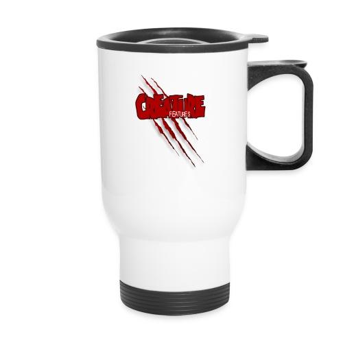 Creature Features Slash T - Travel Mug