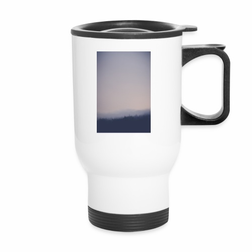Foggy forest - Travel Mug