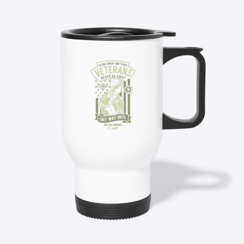 US Army Veterans - Travel Mug