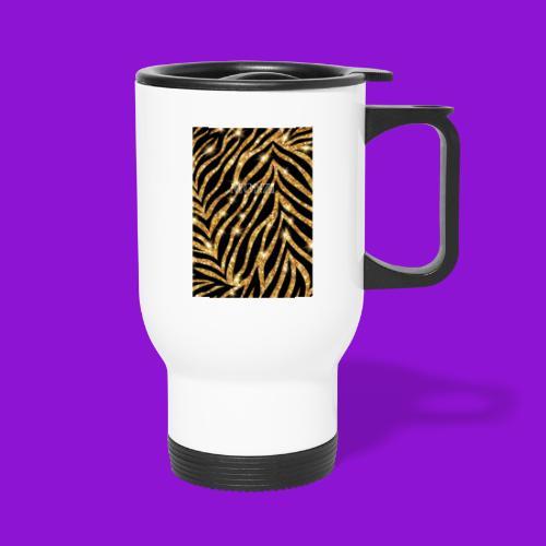 MONZI - Travel Mug with Handle