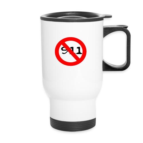 NU911LOGO png - Travel Mug