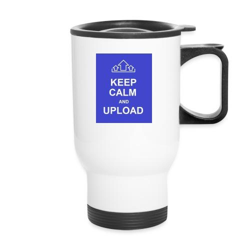 RockoWear Keep Calm - Travel Mug