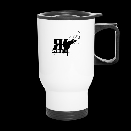 RKStudio Black Version - Travel Mug with Handle