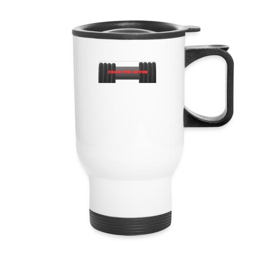 colin the lifter - Travel Mug