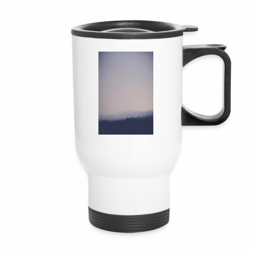 Foggy forest - Travel Mug