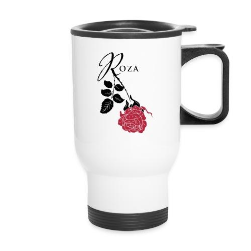 rosa - Travel Mug
