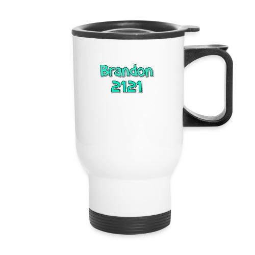 button - Travel Mug