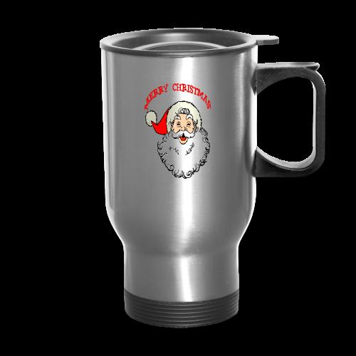 Merry Christmas - Travel Mug