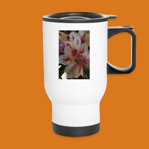 Stop and Smell - Travel Mug