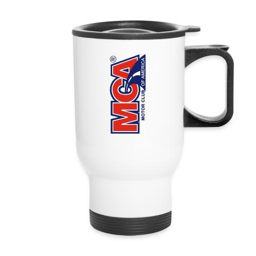 MCA Logo Iphone png - Travel Mug