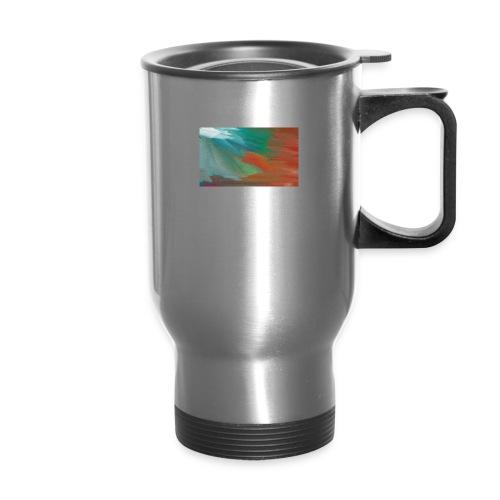 paint design - Travel Mug