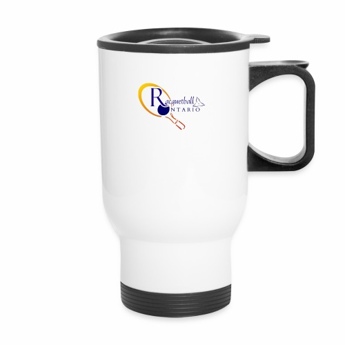 Racquetball Ontario branded products - Travel Mug