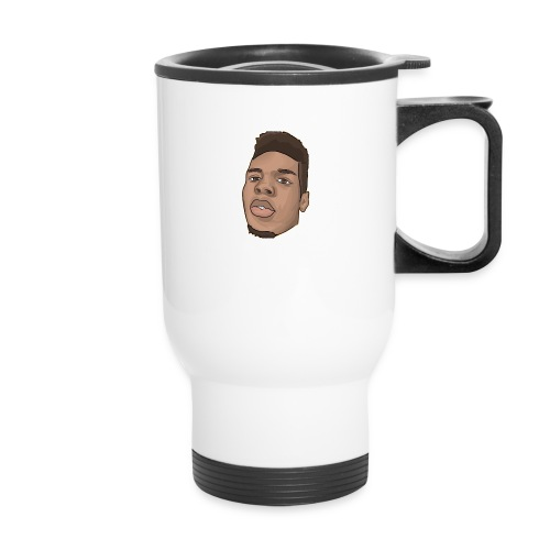 Big Heads - Travel Mug