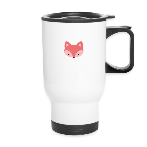 Fox Gift Logo - Travel Mug