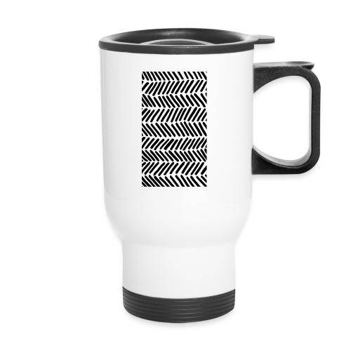 Stripe - Travel Mug