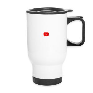 YouTube Logo - Travel Mug