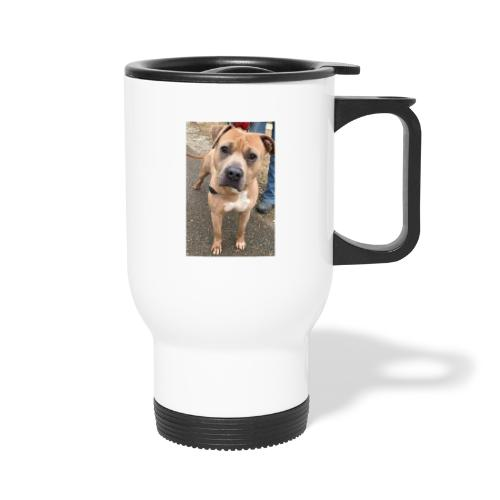 Brute Pup - Travel Mug with Handle