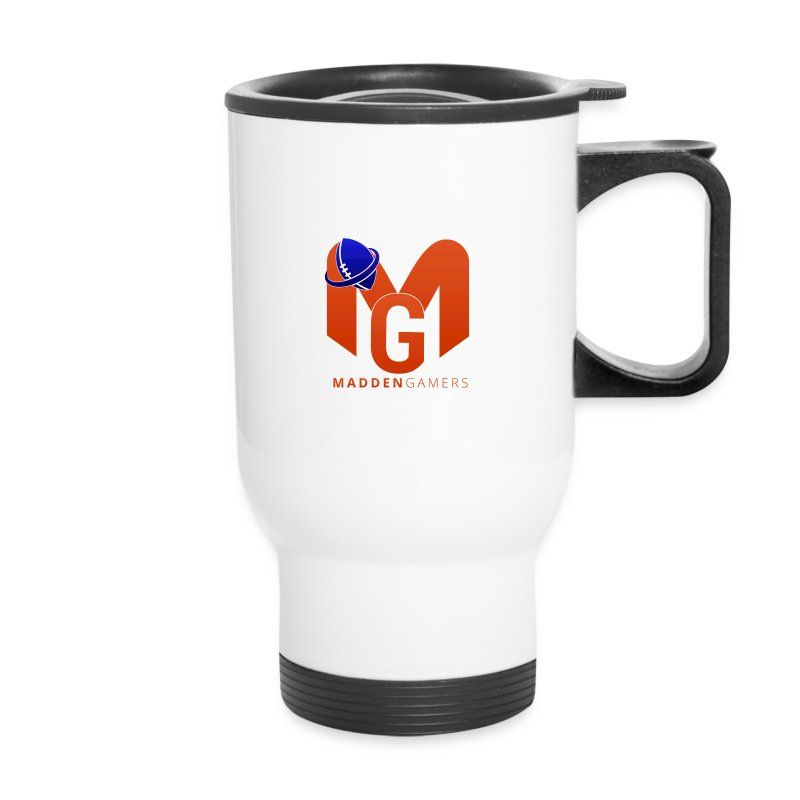 MaddenGamers MG Logo - Travel Mug