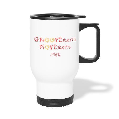 GROOVEment MOVEment 1 - Travel Mug with Handle