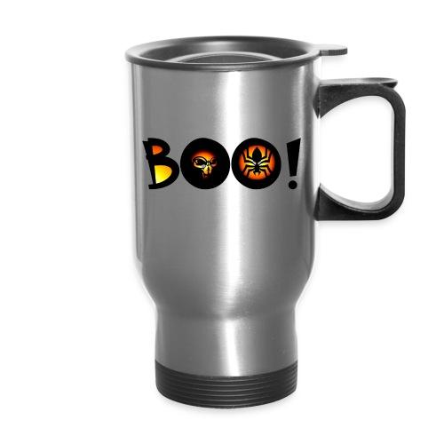 Happy Halloween Boo 4 - Travel Mug