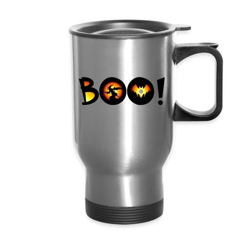 Happy Halloween Boo 2 - Travel Mug