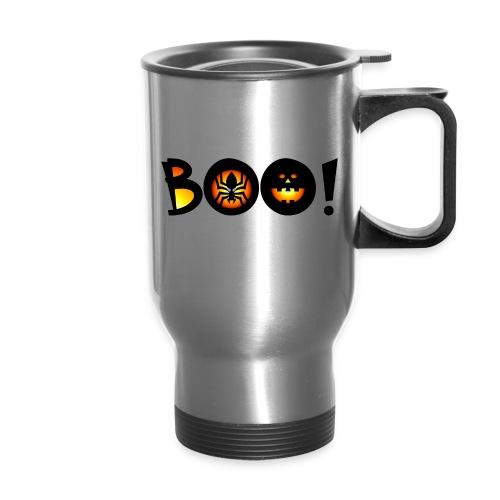 Happy Halloween Boo 6 - Travel Mug